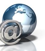 Globe Icon: Email