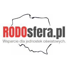 logo w kółku